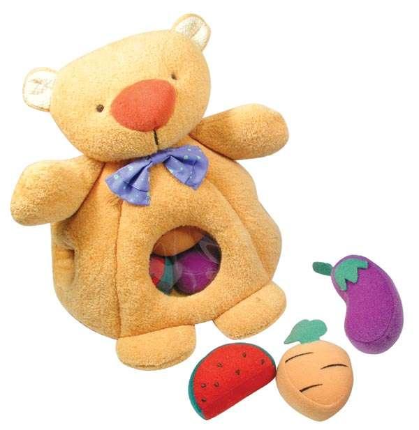 智能玩具MP3故事熊