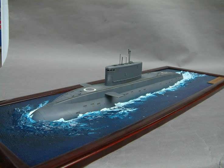 俄罗斯基洛级潜艇
